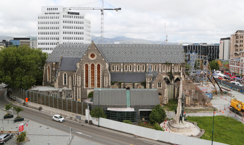 Boffa Miskell selected for Christ Church Cathedral Reinstatement