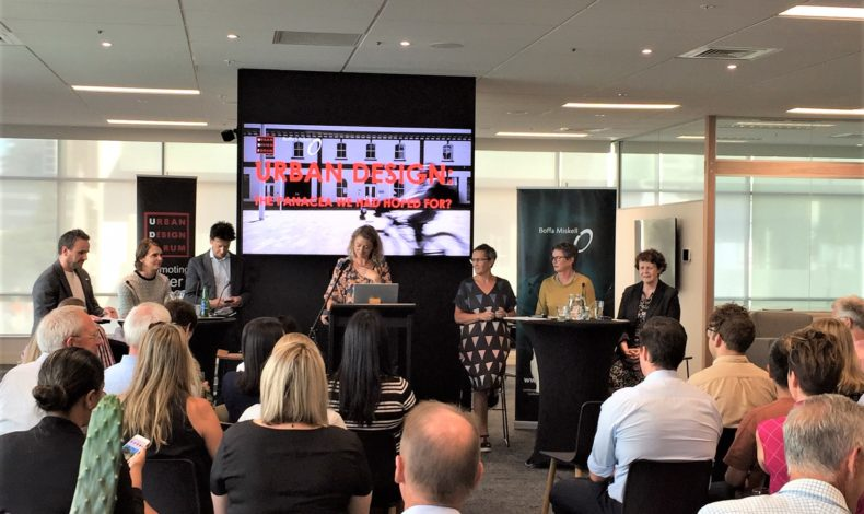 Urban Design Forum debate live-streamed from Auckland's North Studio