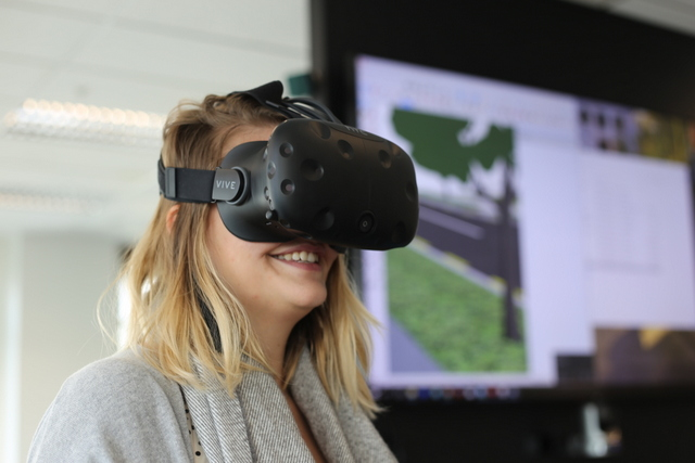 Virtual Reality is a powerful tool for Community Engagement