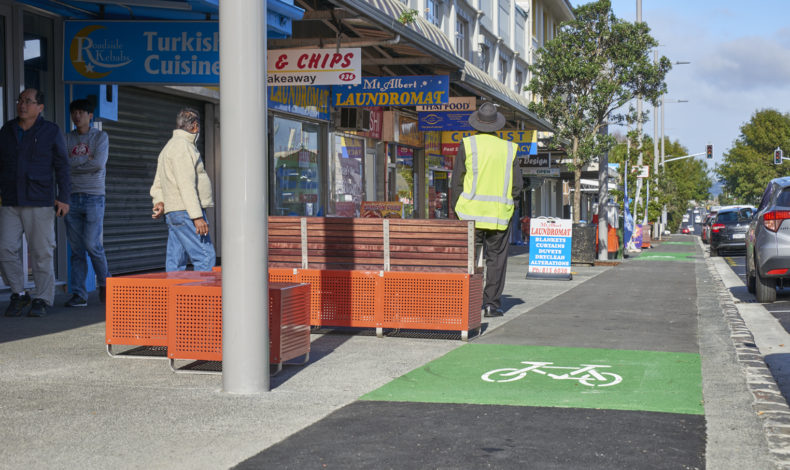 Changing our city streets: reframing the debate