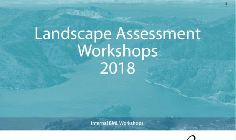 Landscape Planning Workshops