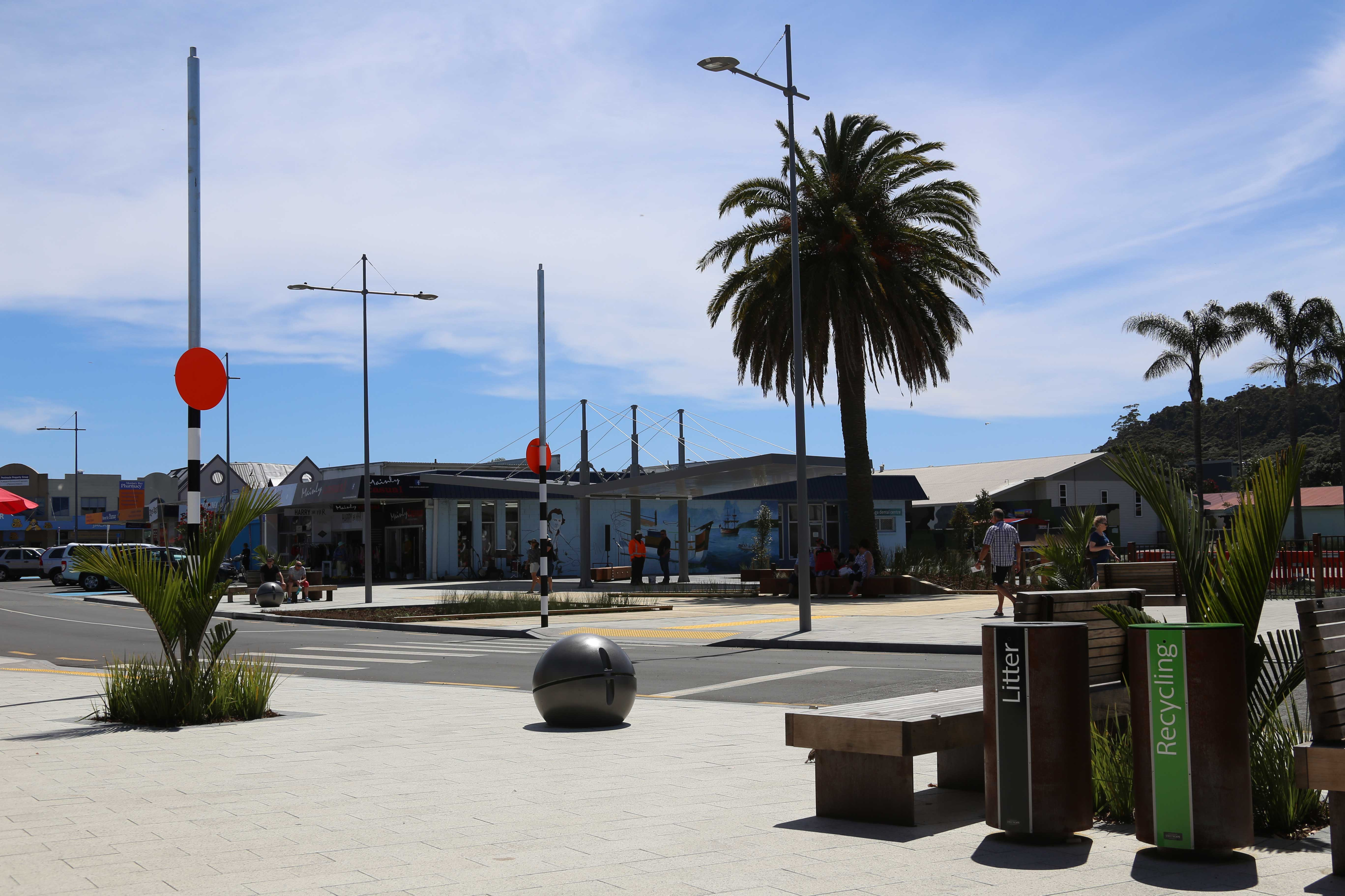 Whitianga Town Centre Upgrade – Stage One: Albert Street