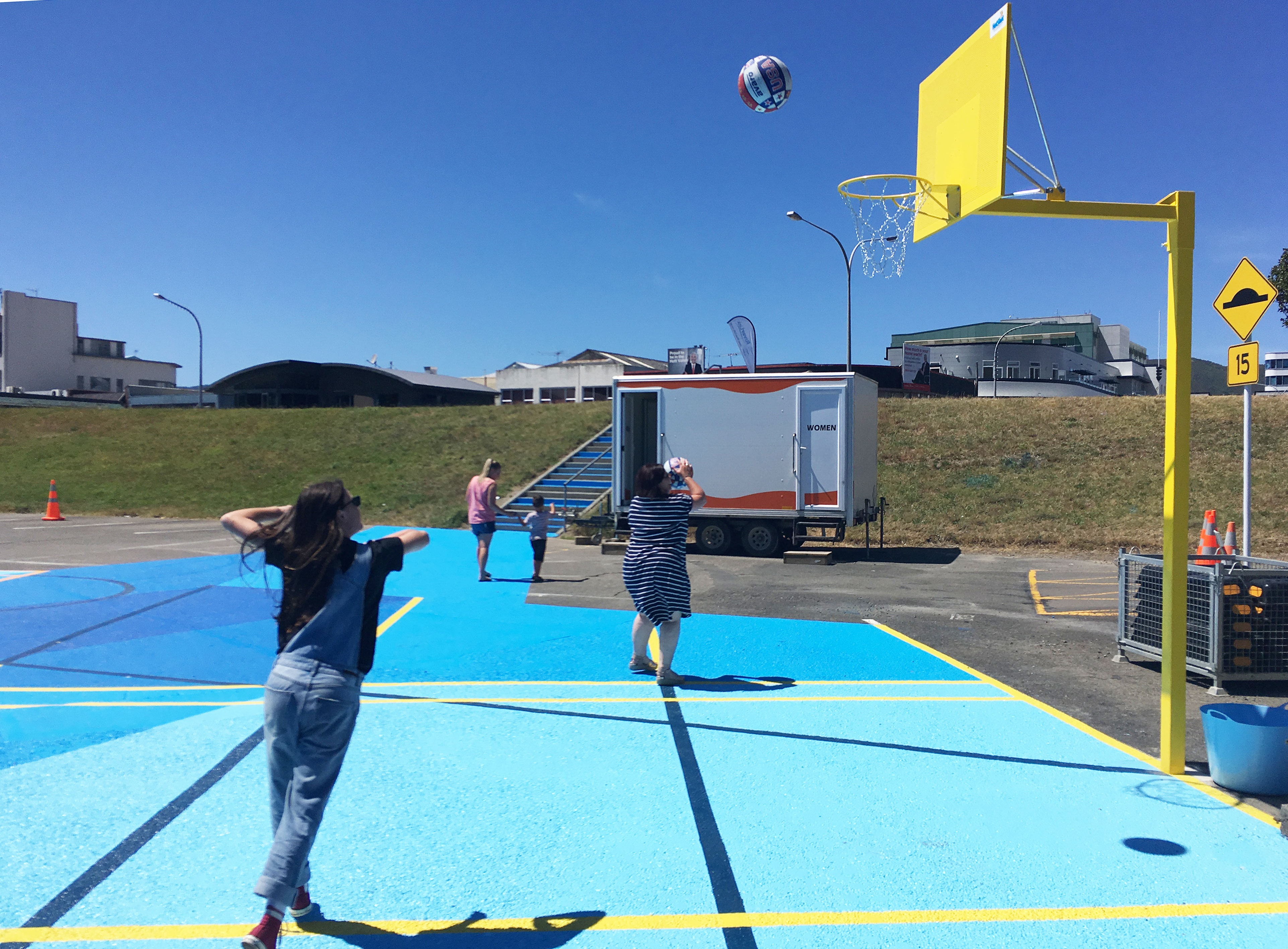 Another summer of placemaking at Riverlink