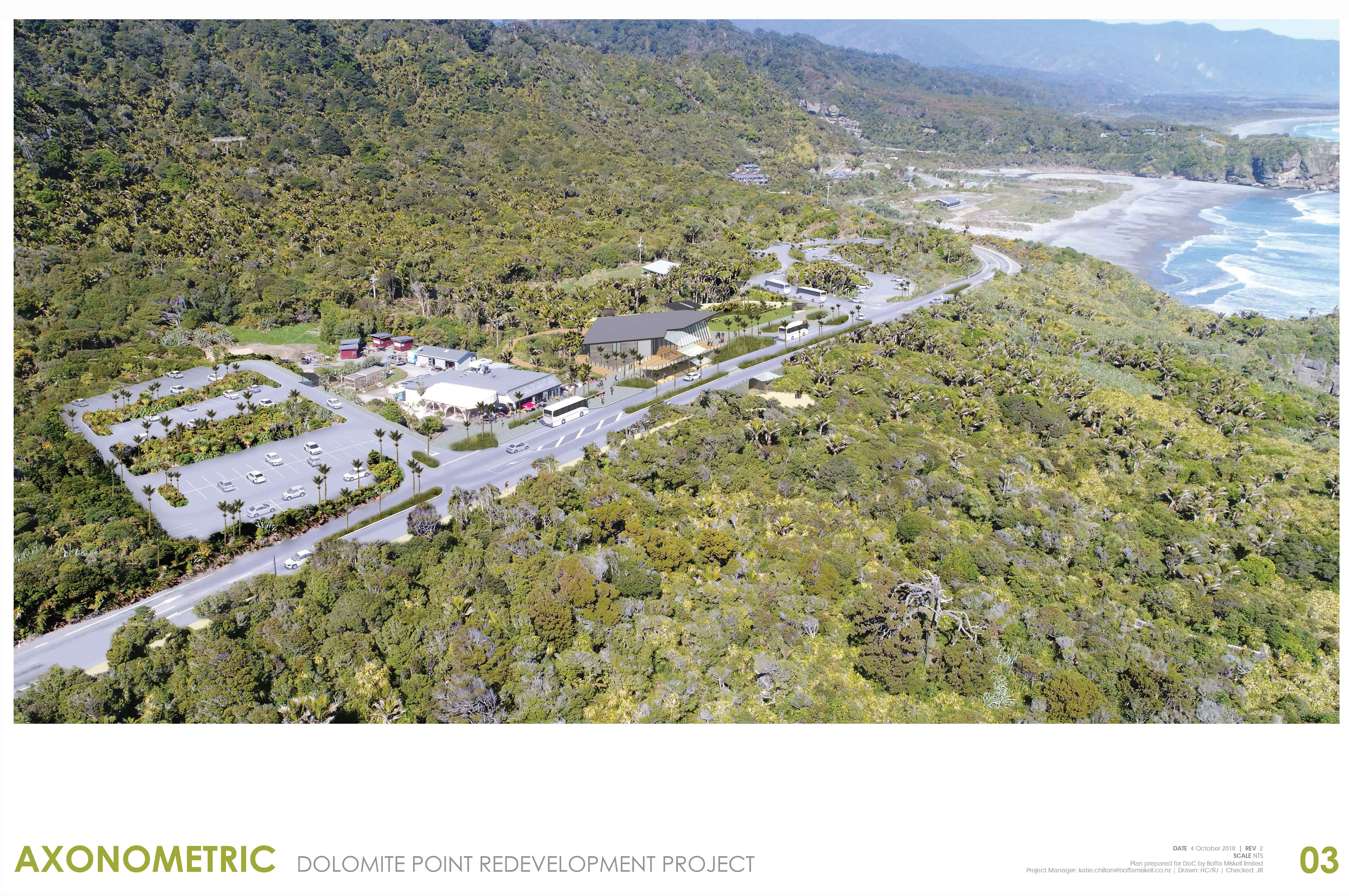 Dolomite Point Redevelopment Project