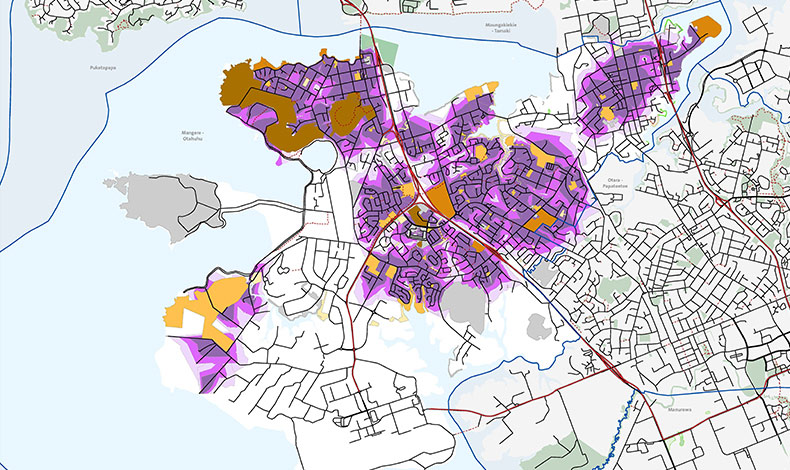 auckland council parks policy mapping