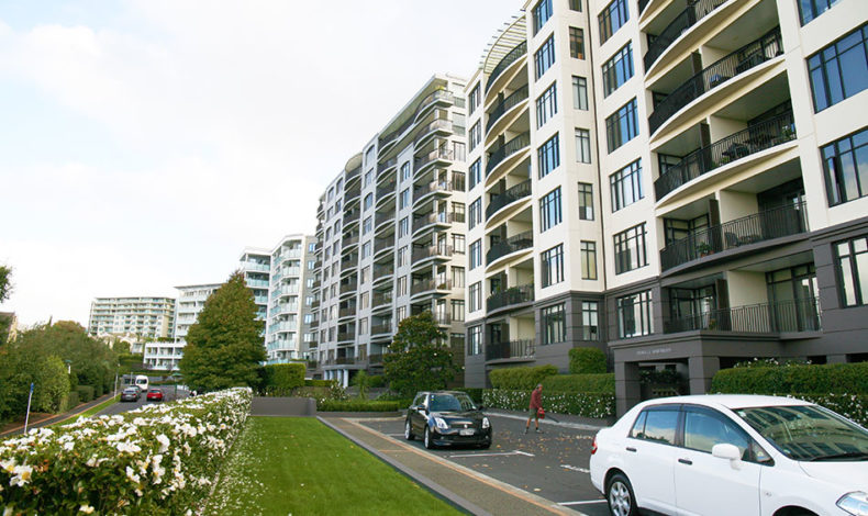 Broadway Park Residential Apartments